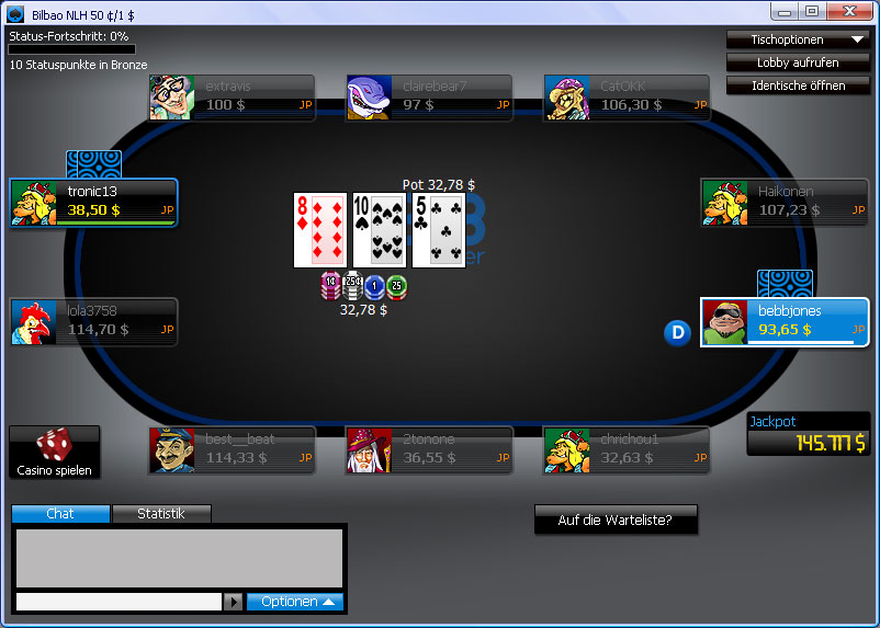 888 poker ohne download